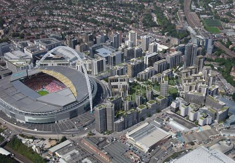 UCFB, Wembley.