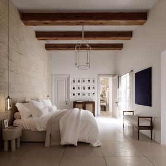 Private House in Malta - Master Bedroom