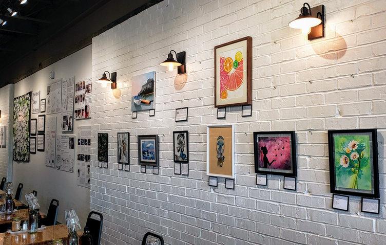 Starving Artist Exhibition