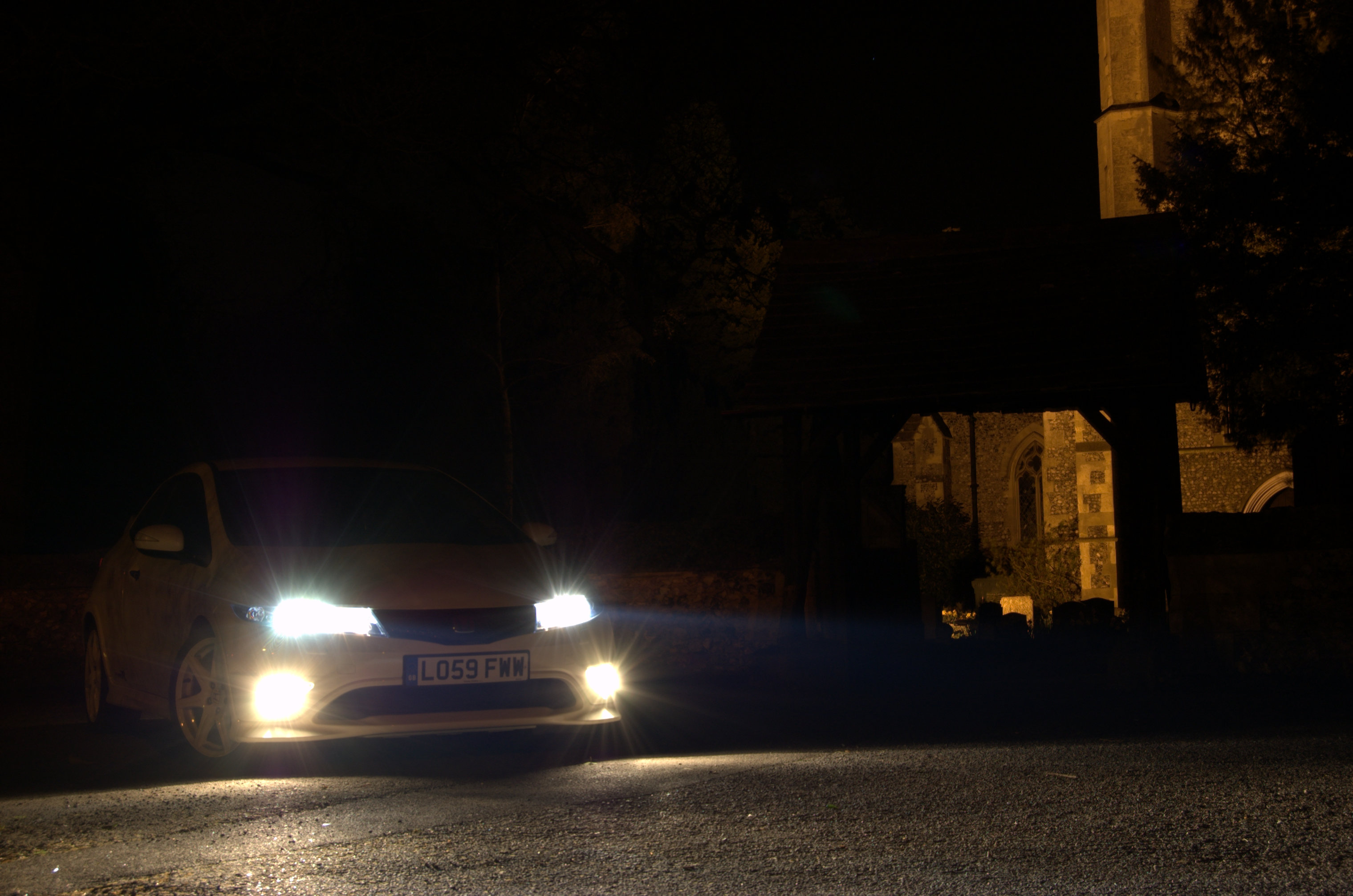 Honda Civic Night pic