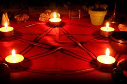 Wiccan love ritual