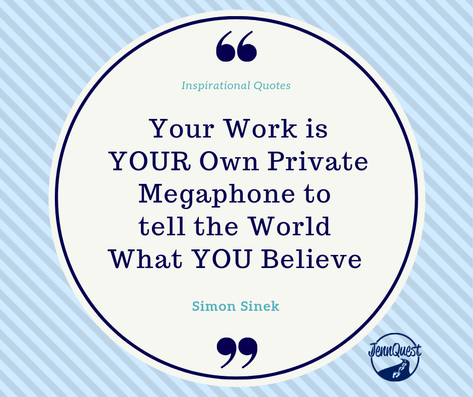 Use YOUR Megaphone!