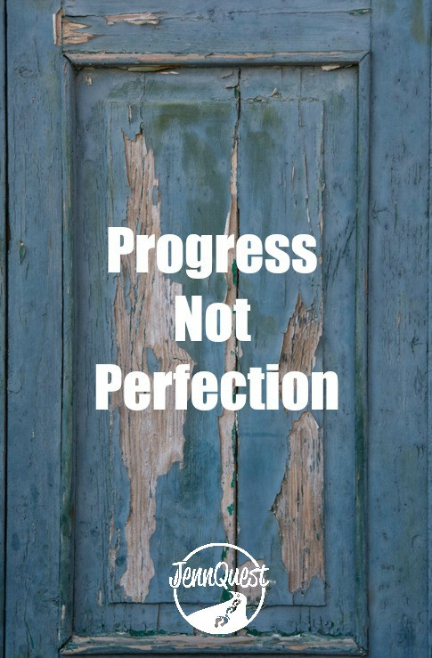 Progess Not Perfection