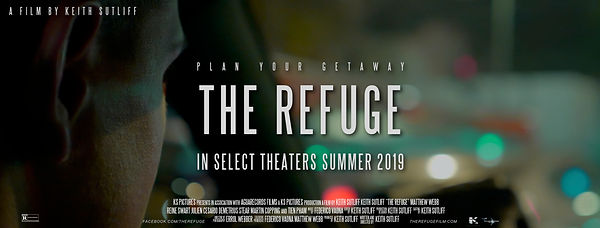 The Refuge ALT BANNER rated R poster imd