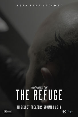 Watts tattoo The Refuge poster rated R.j