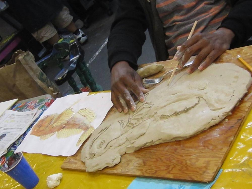 Creating fish