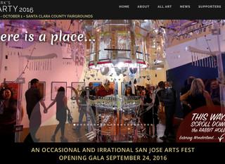 San Jose Art Party 2016