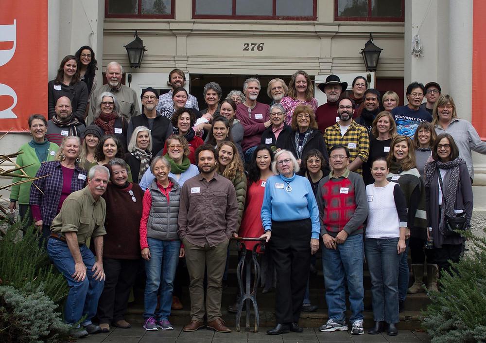 The ACGA Retreat at the Sonoma Community Center