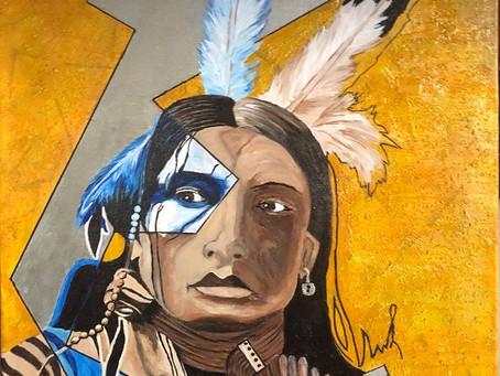 Sa., 17. Oktober 2020 ab 16.00 Uhr Vernissage «Indianerwelten Bilder und Skulpturen»