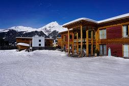 SHIMA Haus im Winter
