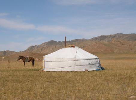 Visionsreise in den Norden der Mongolei Sommer 2020