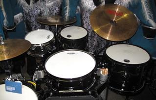 Projekt Schlagzeugerneuerung geglückt!