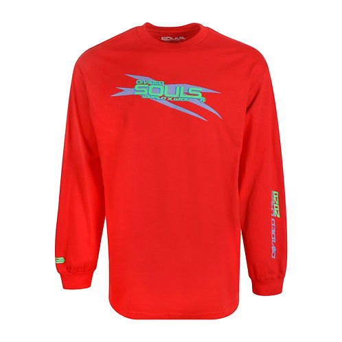 DS Sportsmode LS [Red]
