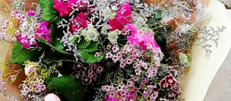 Branches et Fleurs en période de confinement