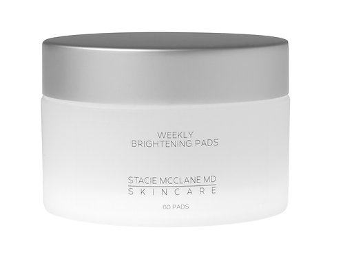Weekly Brightening Pads
