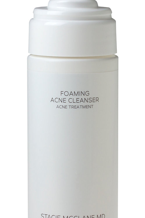 Foamy Acne Cleanser