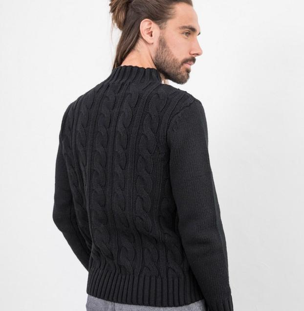 Pull en laine homme nancy