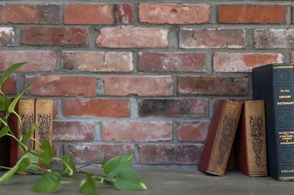Books for Blog banner