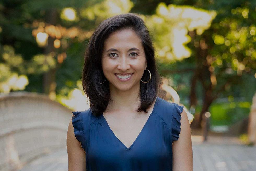 Ki Coaching founder, Kimiko Ebata
