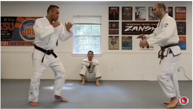 "Budoshin Jujitsu ""Episode 2: The Kuzushi Maneuver"" - Zoom Workshop"