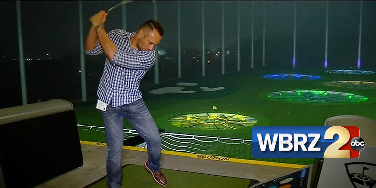 Topgolf holds soft opening in Baton Rouge