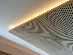 individuelles Deckenelemt mit LED