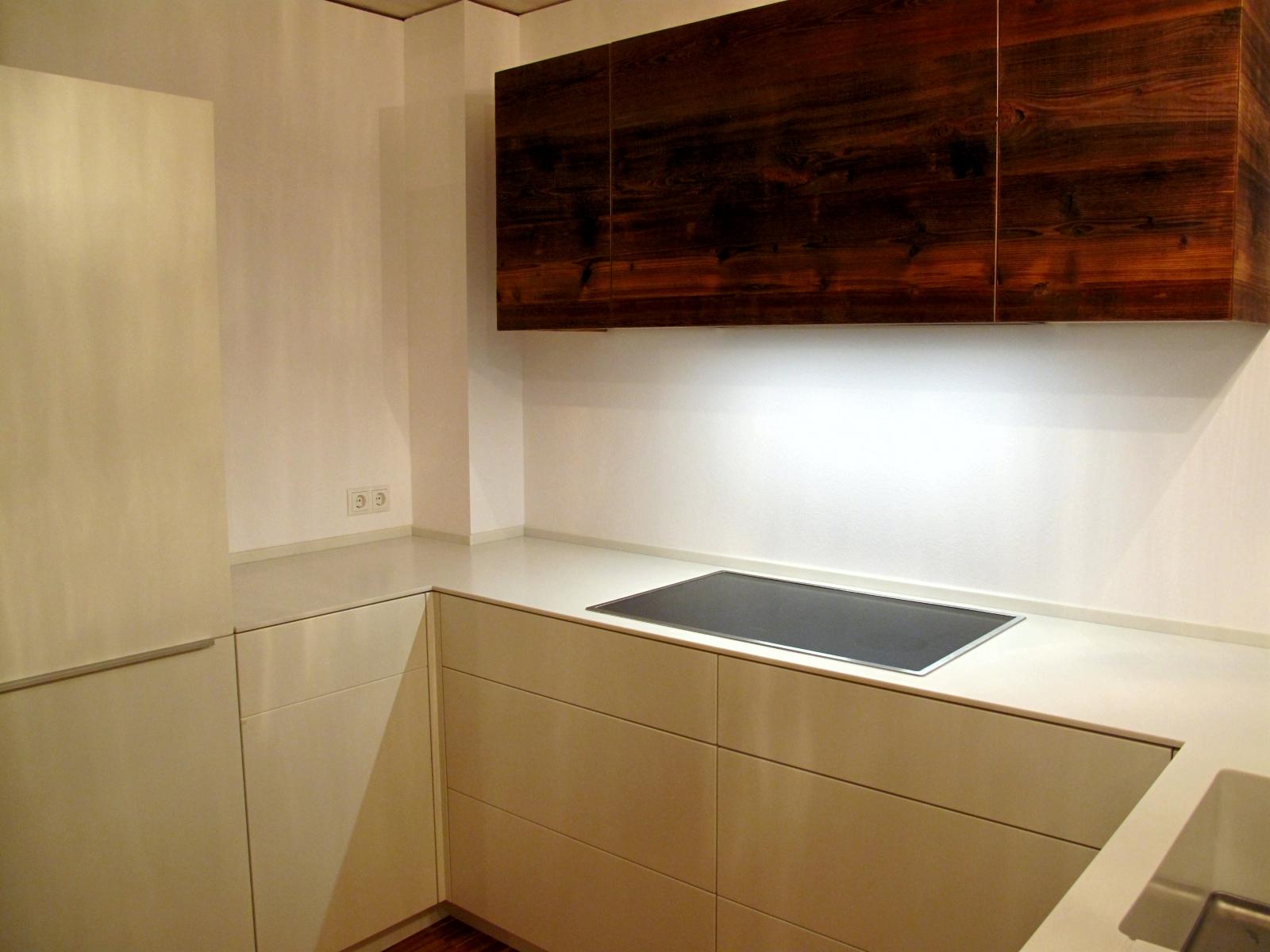Küche im Neubau Fischbach