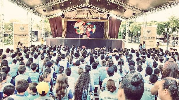 Blog - Projeto Emcena Brasil