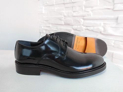 Scarpe classiche stringate nero