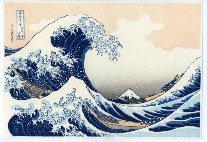 Katsushika Hokusai (1760–1849) (reprint)