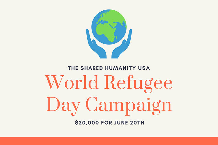 World Refugee Month Campaign - Banner (1