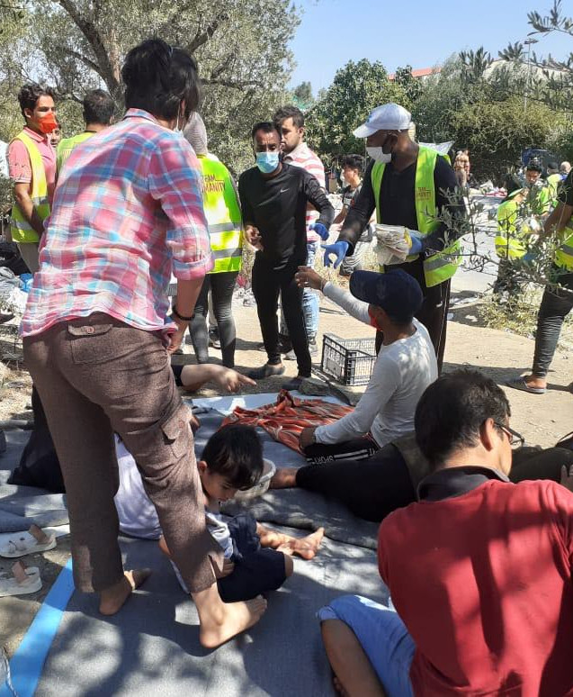 Updates from the Ground: The Refugee Crisis in Greece and How You Can Help