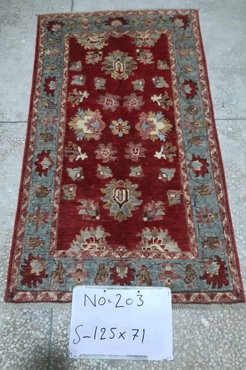 Hand Woven Wool Carpet