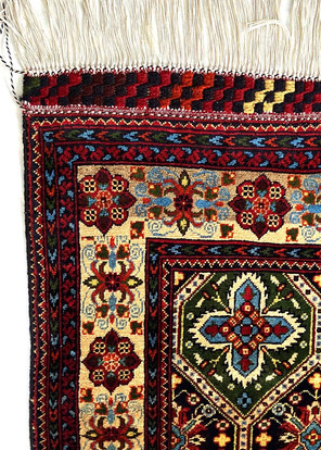We sell handwoven Afghan Carpets to support female entreprenuers