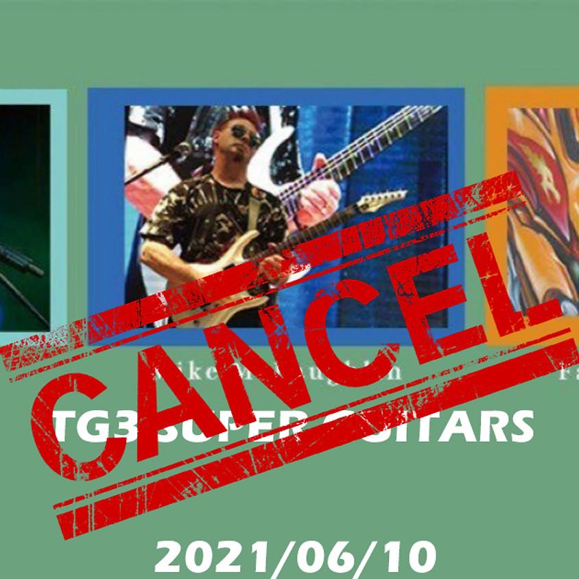 (已取消)TG3 SUPER GUITARS