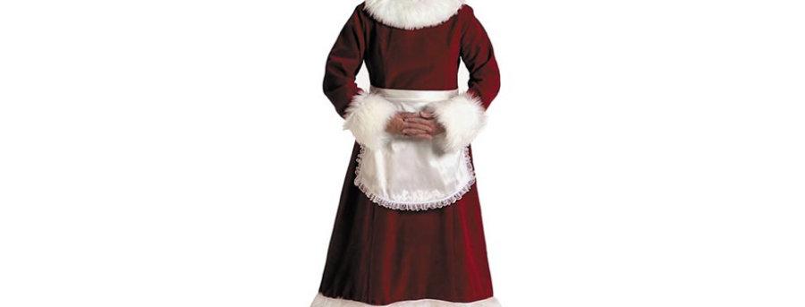 Mrs Claus Suit | $50/day