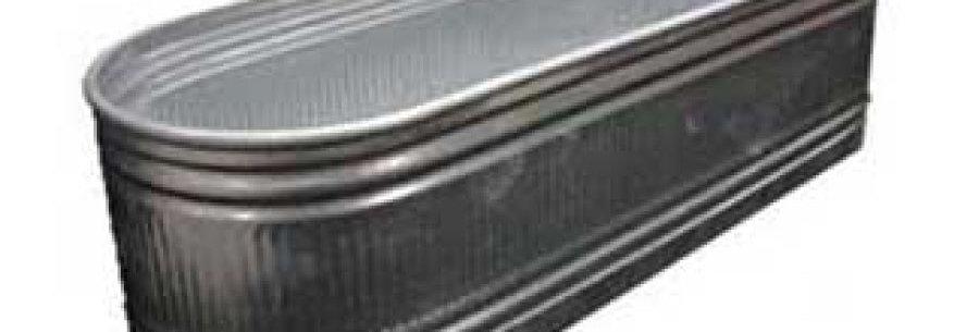 Steel Tub Trough   $10/day