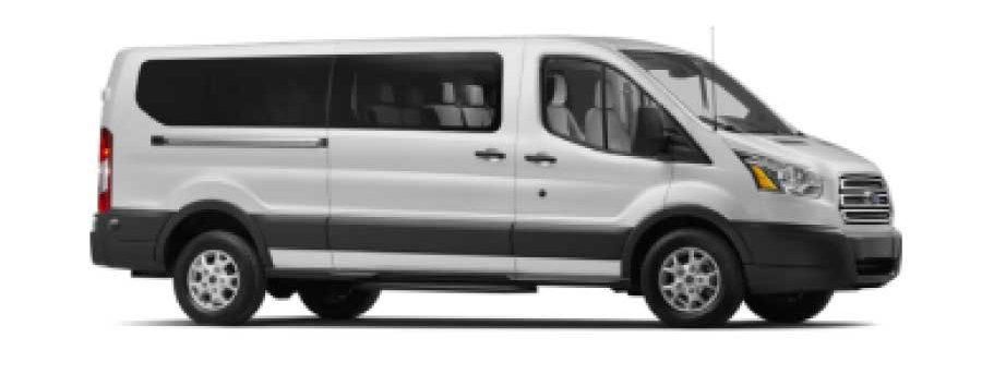 12 Passenger Van | $100/day