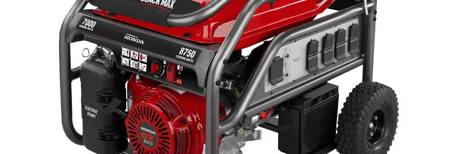 4000 Watt Generator | $25/day