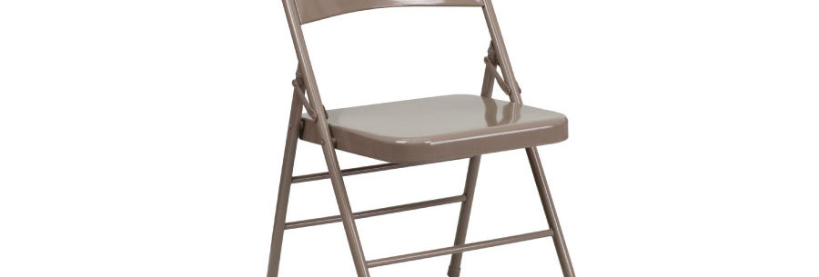 Folding Chairs   $1/day