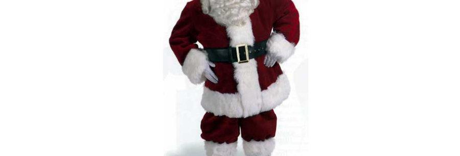 Santa Suit   $50/day