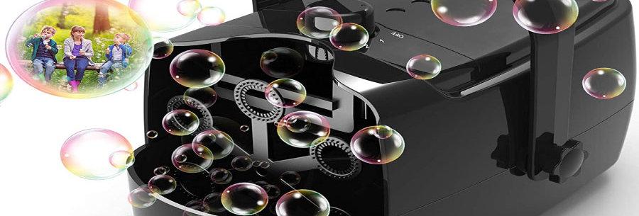 Bubble Machine   $10/day