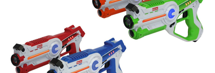 Laser Tag (Quick Play) | $3/gun/day