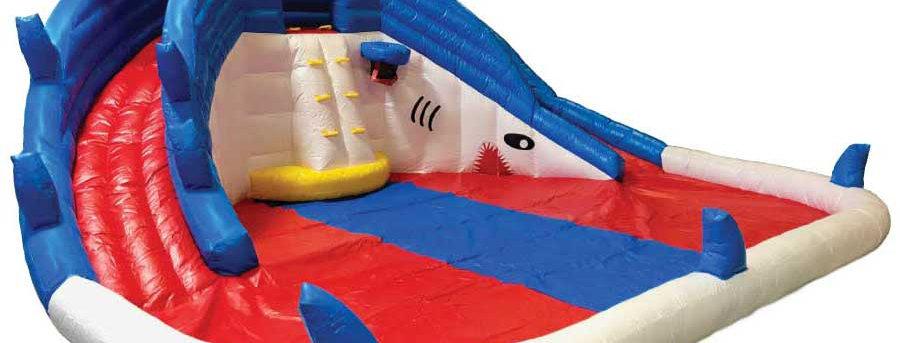Shark N' Slide | $100 Weekday, $125 Weekend/Holiday