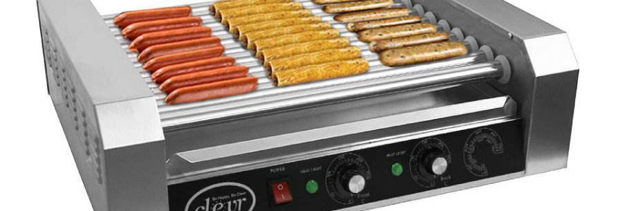 Hot Dog Roller | $40/day