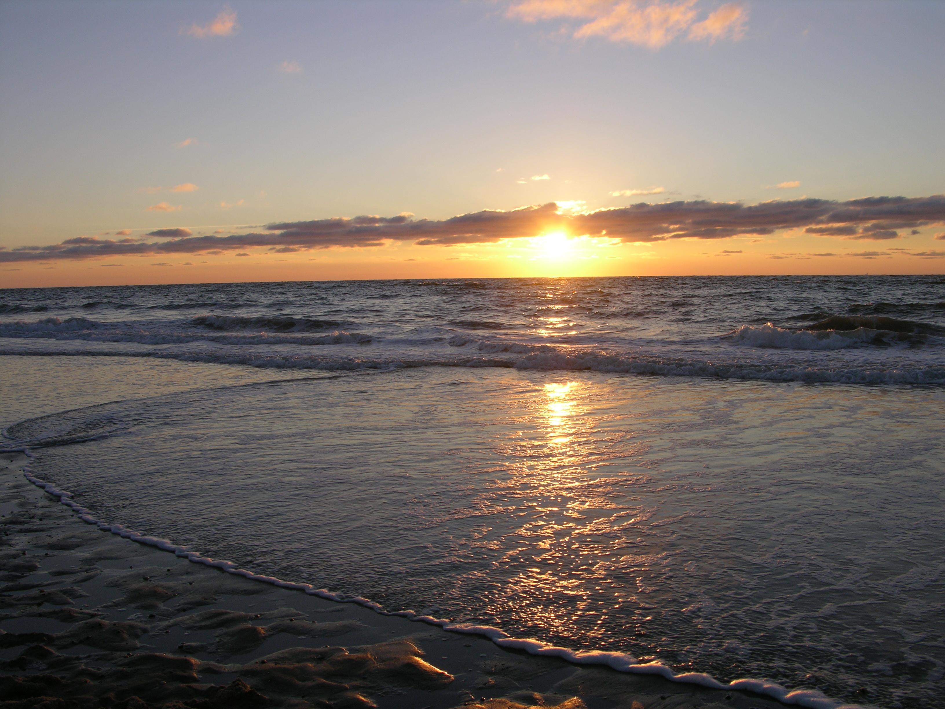 Baltrum  Sonne