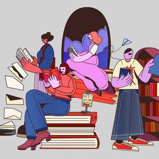 Bookstore People