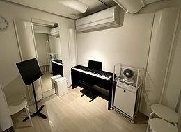 東中野 音楽スタジオ 照明