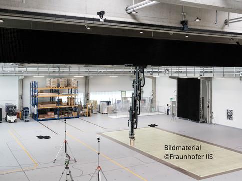 Plattform für das Mobilfunk-Campusnetz im Projekt 5G Bavaria.