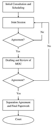 Mediation Flow Chart